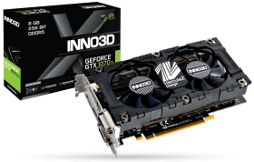 Видеокарта Inno3D GeForce GTX 1070 Ti X2 8GB