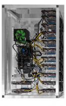 12 GPU MINING RIG NVIDIA 1080