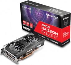Видеокарта SAPPHIRE Pulse RADEON RX 6600 XT 8GB Gaming OC