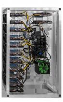 13 GPU MINING RIG AMD RX570  4GB