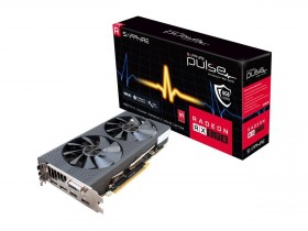 Видеокарта Sapphire Pulse Radeon RX 570 Dual-X 8GB