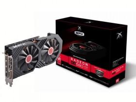 Видеокарта XFX Radeon RX 580 GTS