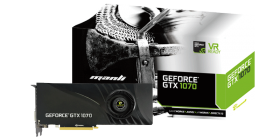 Видеокарта MANLI GeForce GTX 1070 Heatsink with Blower Fan 8GB