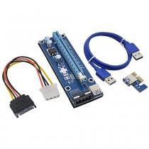 Екстендър PCI-E, PCI-E x1 to PCI-E x16