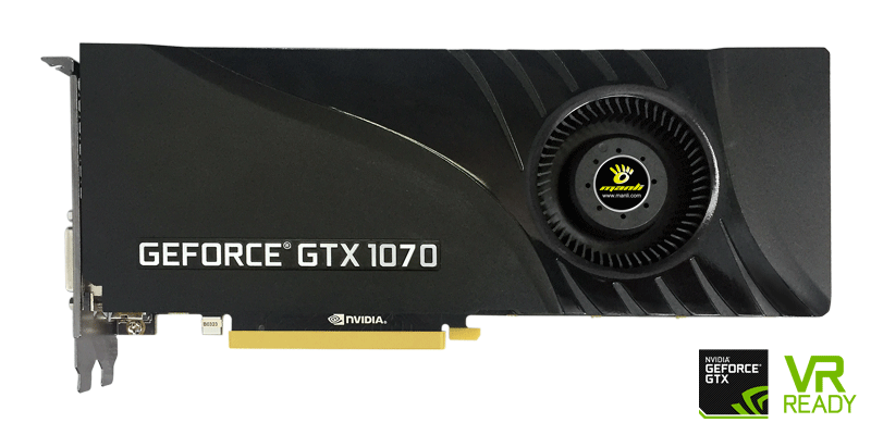 Видеокарта MANLI GeForce GTX 1070 Heatsink with Blower Fan 8GB  - 5ca03226756dca75539df57a46f90e7c.png